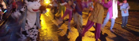 Khushi Feet at Faversham Carnival 2012
