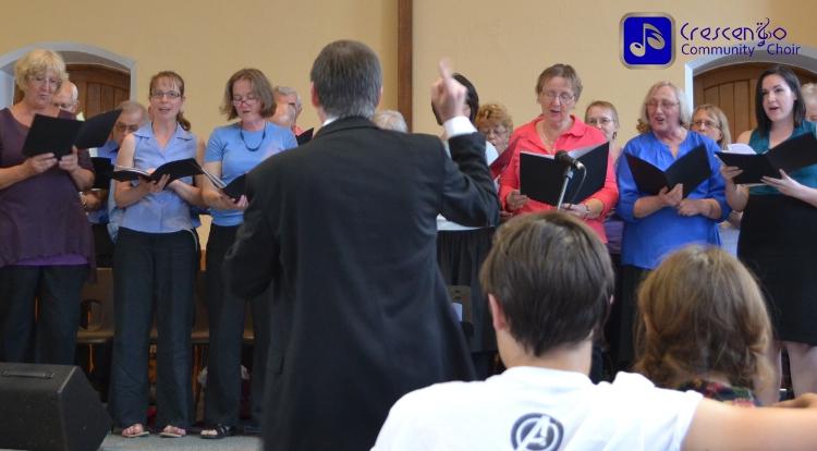 Crescendo Community Choir