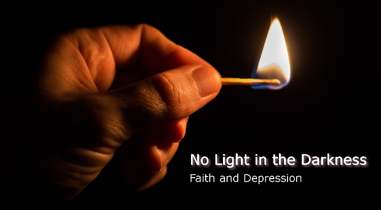 No Light In The Darkness