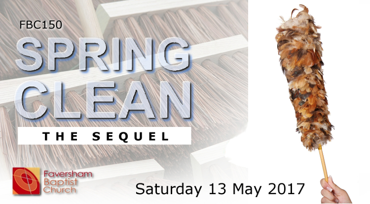 FBC150 Spring Clean – The Sequel